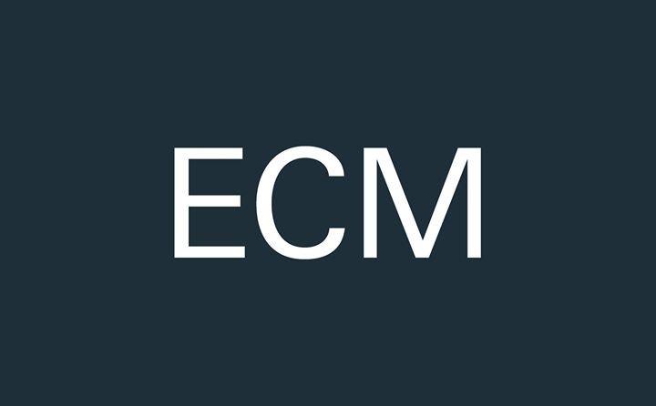 ECM Records cover