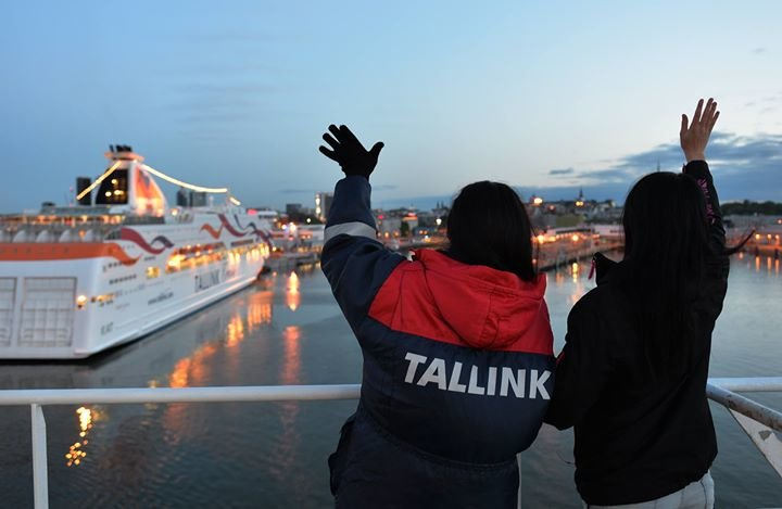 Tallink Eesti cover