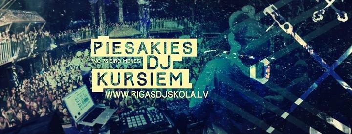 Rīgas DJ Skola cover