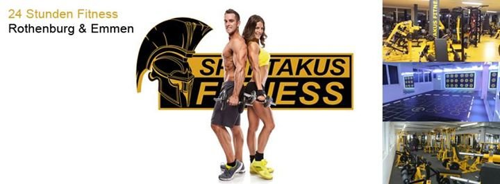 Spartakus Fitness Emmen & Rothenburg cover
