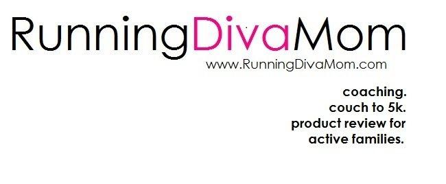Running Diva Mom cover