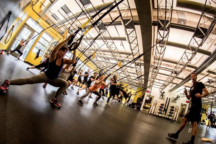 TRX Training Center cover