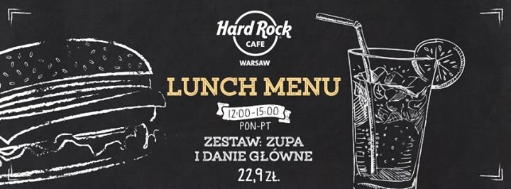Hard Rock Cafe Warsaw cover