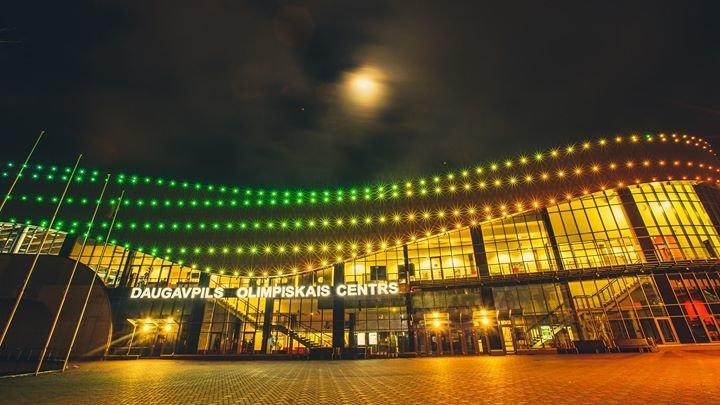 Daugavpils Olimpiskais Centrs cover