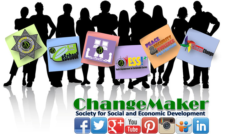 ChangeMaker - Society for Social and Economic Development cover