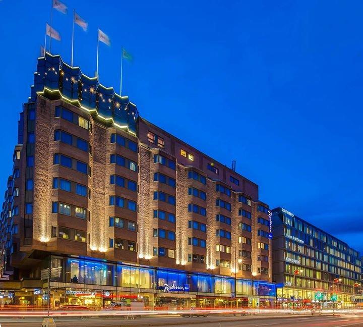 Radisson Blu Royal Viking Hotel, Stockholm cover