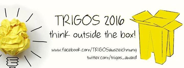TRIGOS - Auszeichnung für Unternehmen mit Verantwortung cover