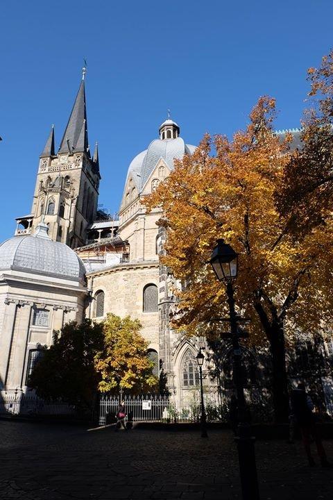 Aachen Tourismus cover
