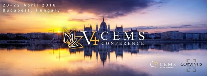 CEMS V4 Conference cover