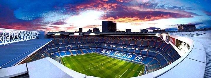 Estadio Santiago Bernabéu cover