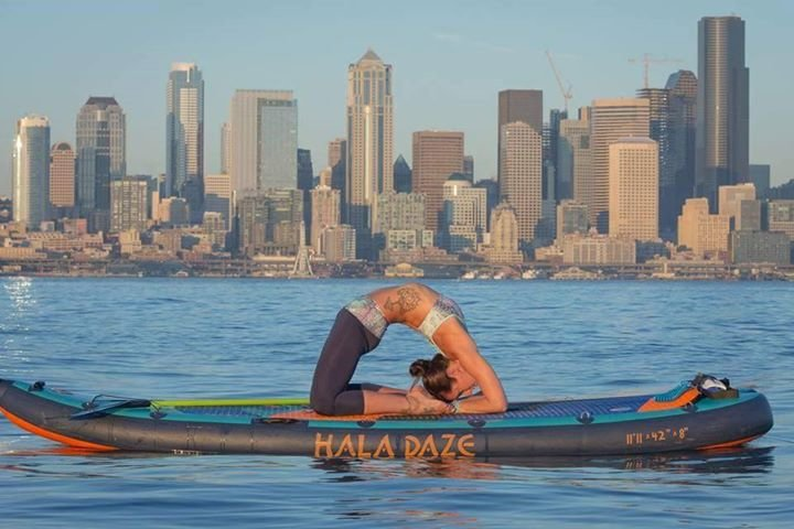 Paddling Yogini LLC cover