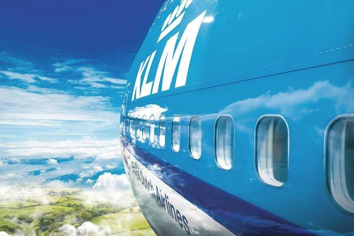 KLM Polska cover