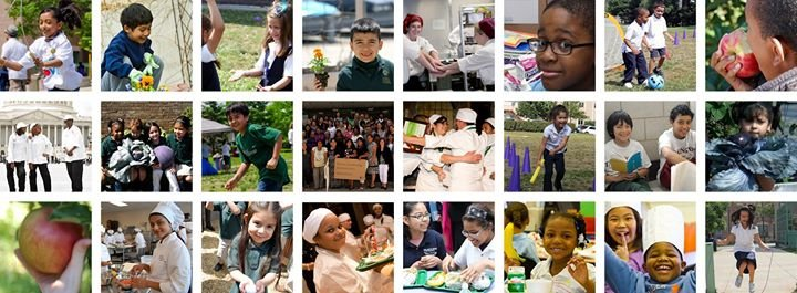 Healthy Schools Campaign cover