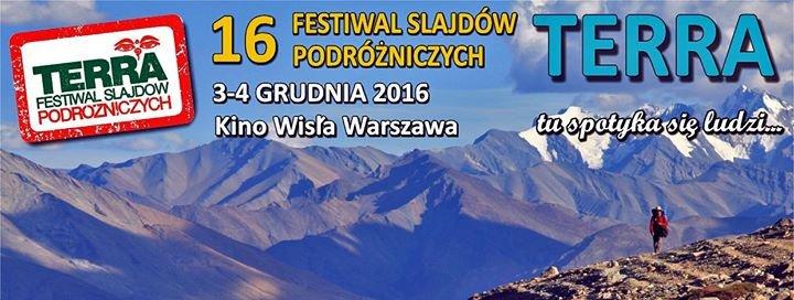 Terra - Festiwal Slajdów Podróżniczych cover