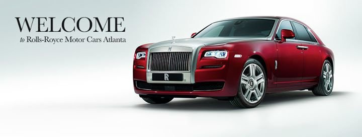 Rolls-Royce Motor Cars Atlanta cover