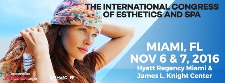 THE INTERNATIONAL CONGRESS OF ESTHETICS AND SPA cover