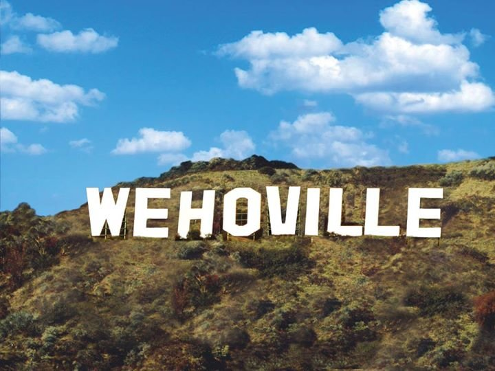 WEHOville.com cover