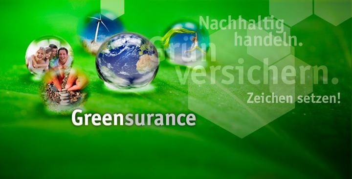 Greensurance cover