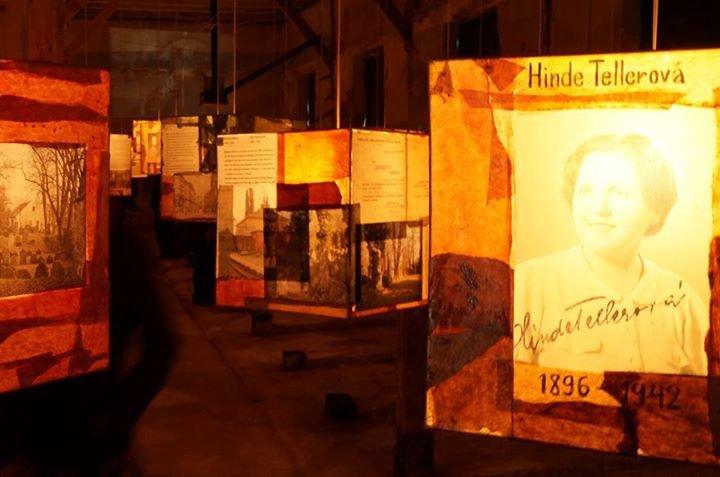 Riga Ghetto and Latvian Holocaust museum cover