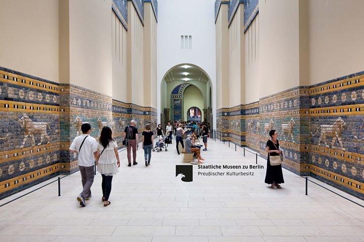 Pergamonmuseum cover