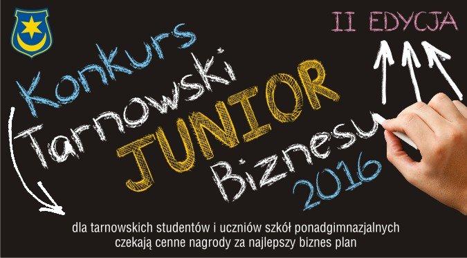 Konkurs Tarnowski Junior Biznesu cover
