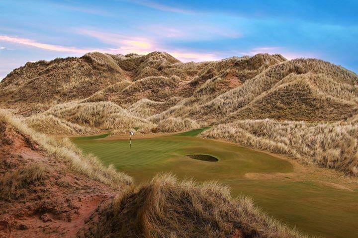 Trump International Golf Links Scotland cover