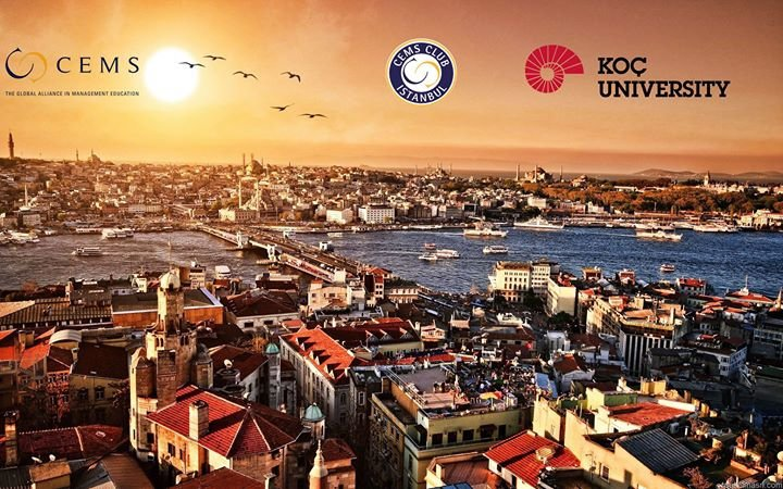 CEMS Club Istanbul cover
