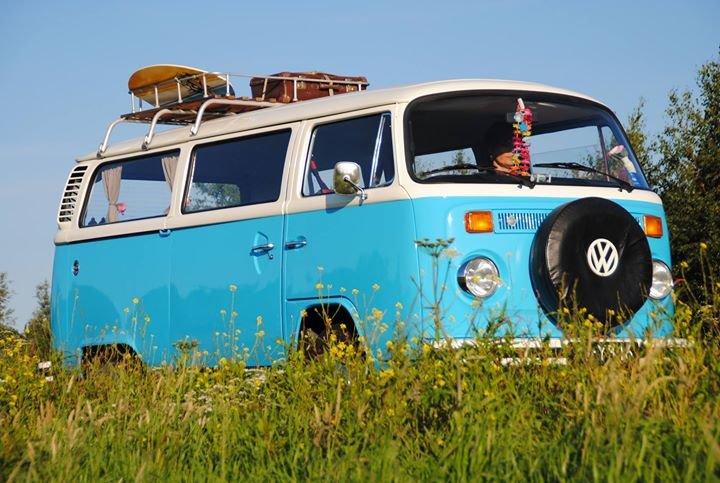 Volkswagenbus trouwbus verhuur cover
