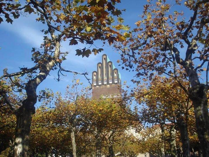 Darmstadt - Wissenschaft, Kultur und Leben cover