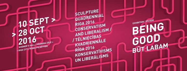 Sculpture Quadrennial Riga 2016 cover
