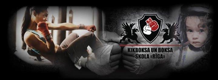 """Kikboksa UN Boksa Skola """"RīGA"""" cover"""