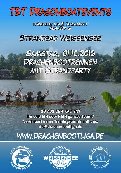 Strandbad Weißensee cover