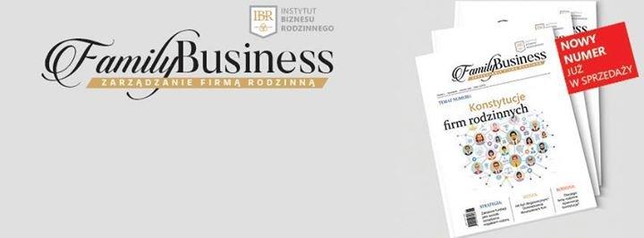 Instytut Biznesu Rodzinnego cover
