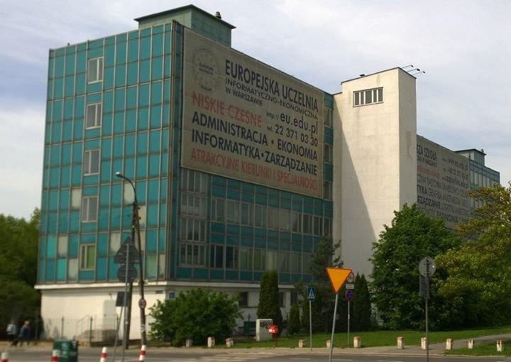Europejska Wyższa Szkoła Informatyczno-Ekonomiczna w Warszawie cover