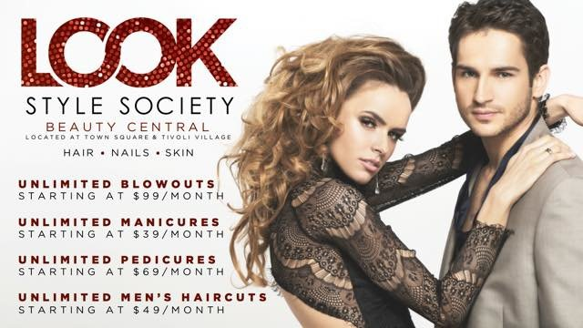 LOOK Style Society cover