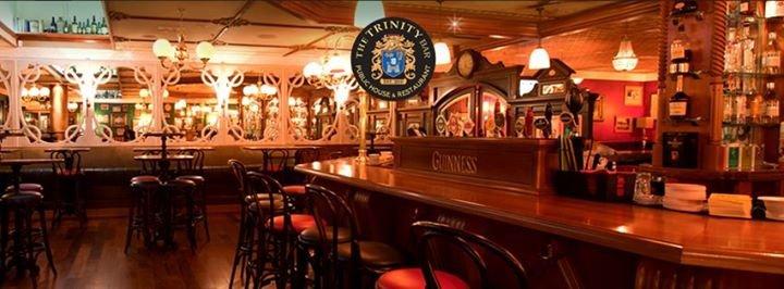 The Trinity Bar cover