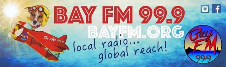 Bay FM 99.9 - Byron Bay  Australia cover