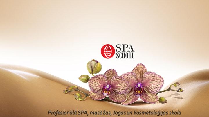 SPA School cover