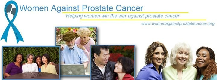 Women Against Prostate Cancer cover