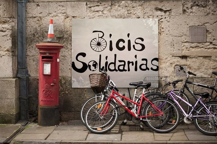 Bicis Solidarias cover