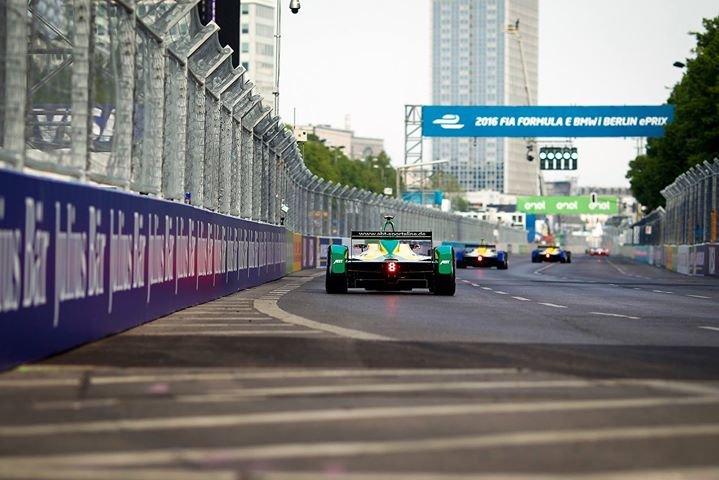 Formula E Berlin e-Prix cover
