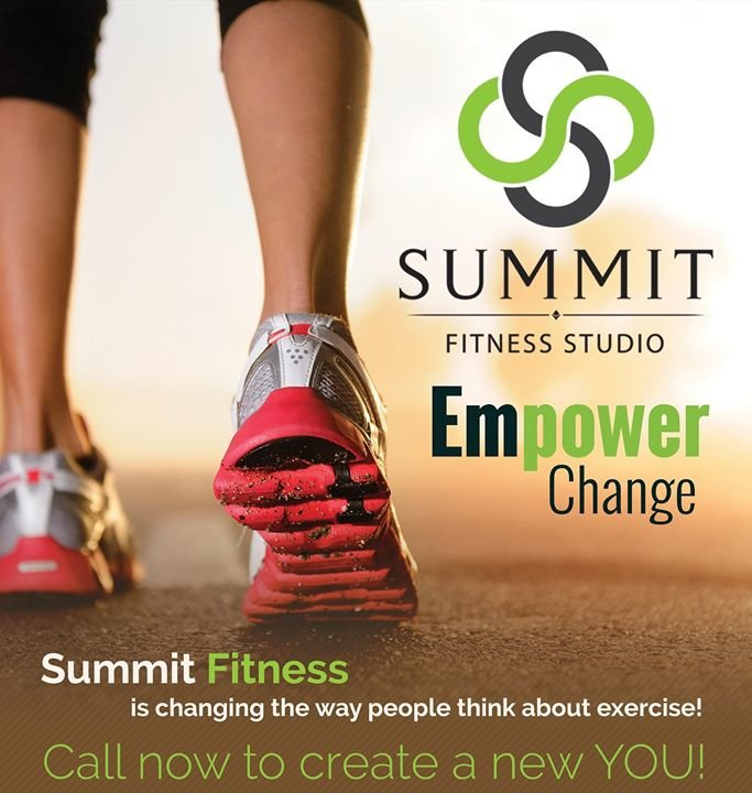 Summit Fitness Studio cover