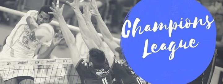CEV Volleyball Champions League cover