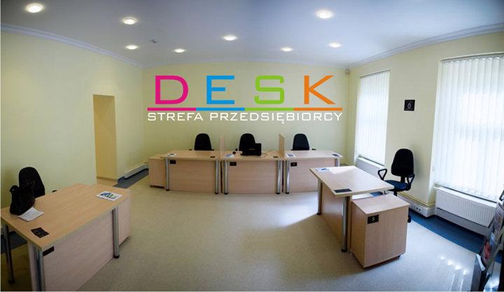 DESK - Strefa Przedsiębiorcy cover