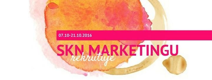 SKN Marketingu SGH cover