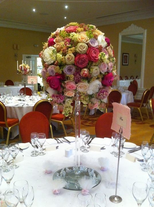 Bettys Florists cover