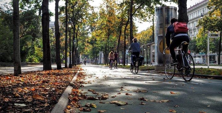 Fahrrad Wien cover