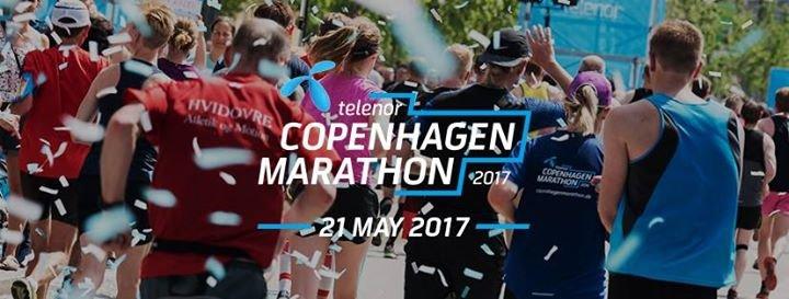 Copenhagen Marathon cover