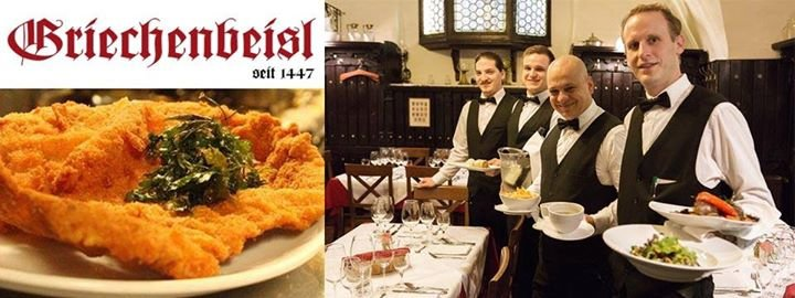 Restaurant Griechenbeisl cover