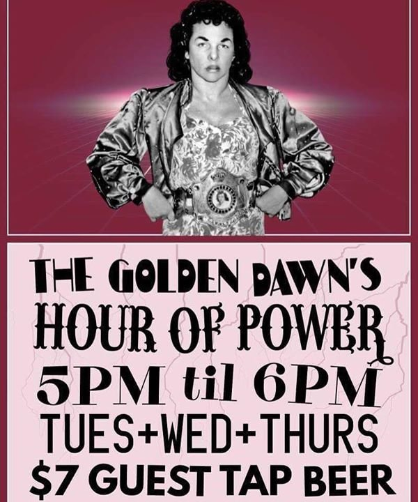 Golden Dawn: Tavern of Power cover